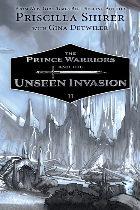 The Prince Warriors and the Unseen Realm (Paperback)