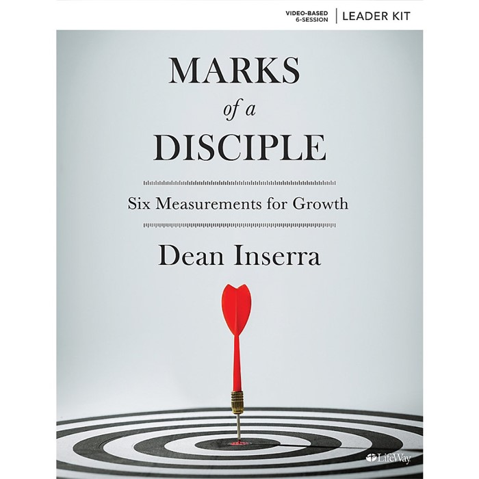 Marks of a Disciple Leader Kit (Kit)
