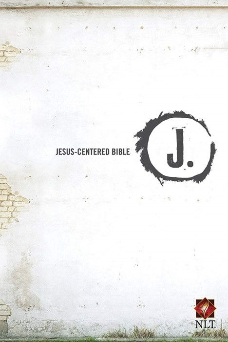 NLT Jesus-Centered Bible (Hard Cover)