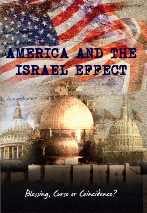 America and the Israel Effect DVD (DVD)