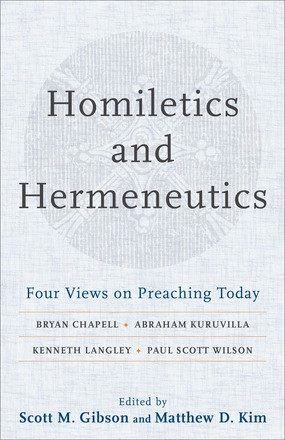 Homiletics and Hermeneutics (Paperback)