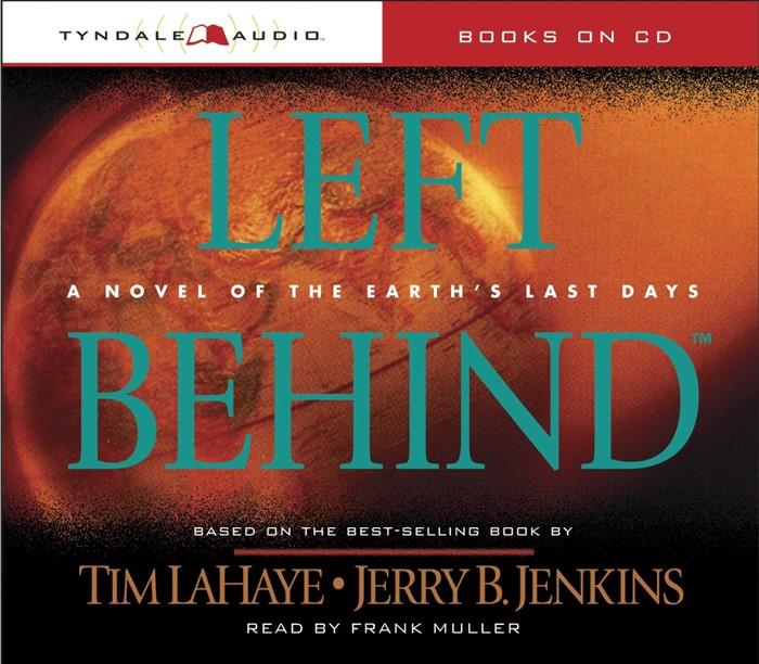 Left Behind (CD-Audio)