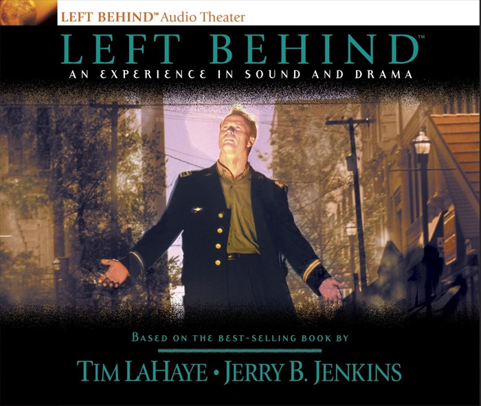 Left Behind: An Experience In Sound And Drama (CD-Audio)