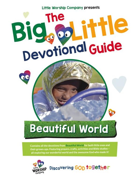 Little Worship Company: Beautiful World Devotional (Paperback)