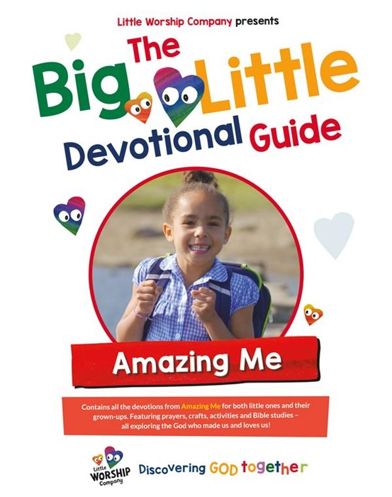 Little Worship Company: Amazing Me Devotional (Paperback)