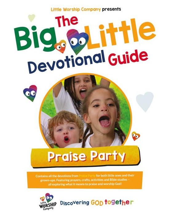 Little Worship Company: Praise Party Devotional (Paperback)