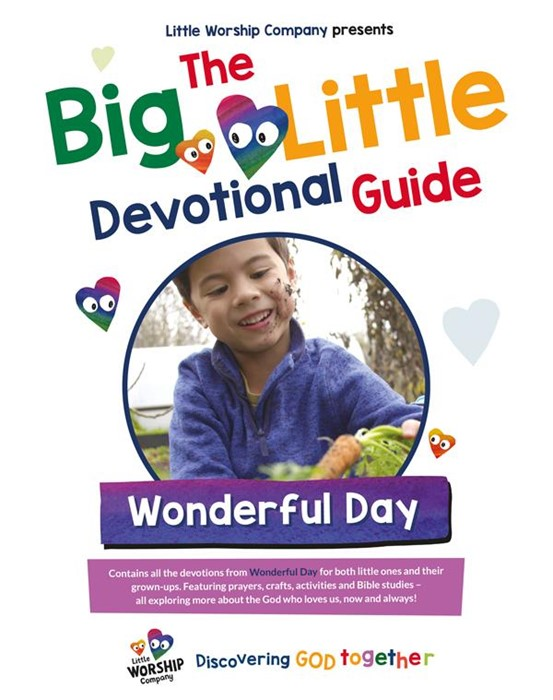 Little Worship Company: Wonderful Day Devotional (Paperback)