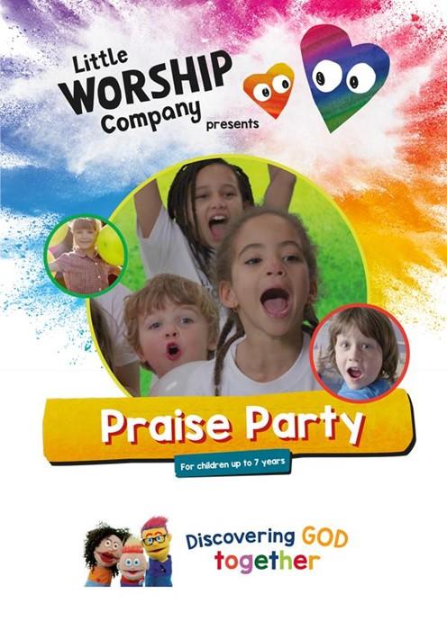 Little Worship Company: Praise Party DVD (DVD)