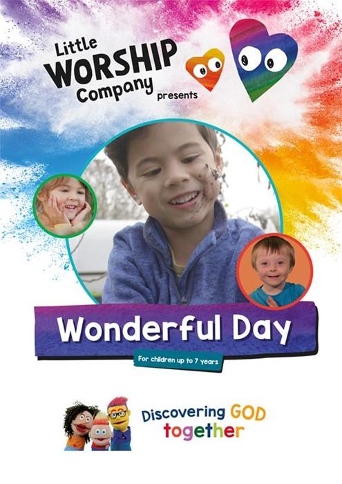 Little Worship Company: Wonderful Day DVD (DVD)