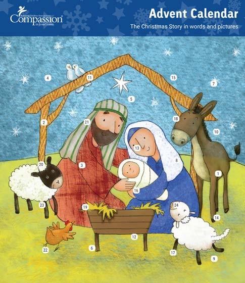 Stable Advent Calendar (Calendar)