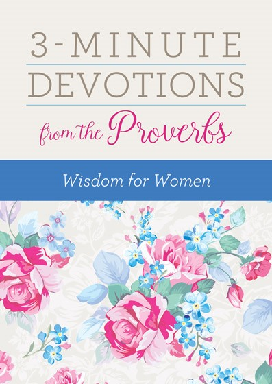 3-Minute Devotions from the Proverbs (Paperback)