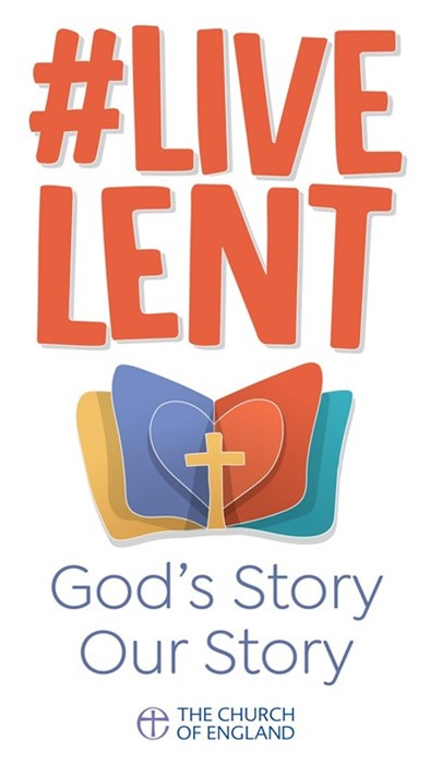 Live Lent: God's Story, Our Story (Paperback)