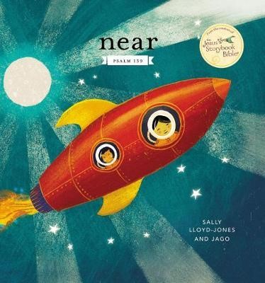 Near: Psalm 139 (Board Book)
