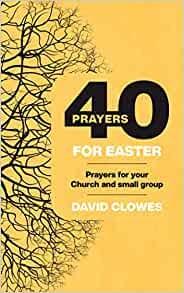 40 Prayers for Easter (Paperback)