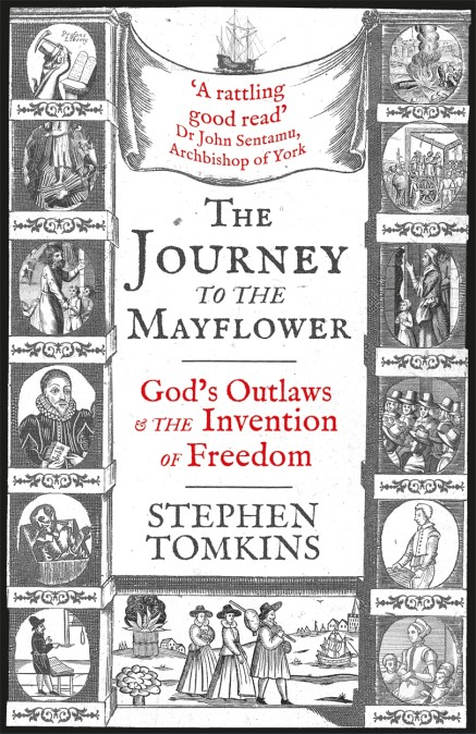 The Journey to the Mayflower (Paperback)
