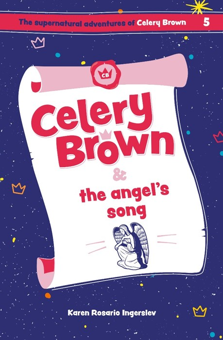 Celery Brown and the Angel's Song (Paperback)