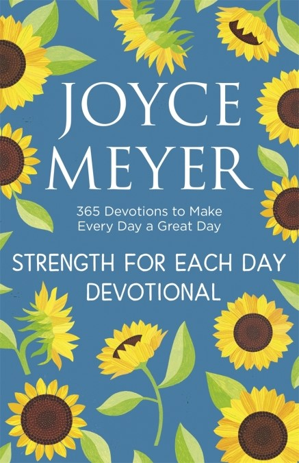 Strength for Each Day Devotional (Paperback)