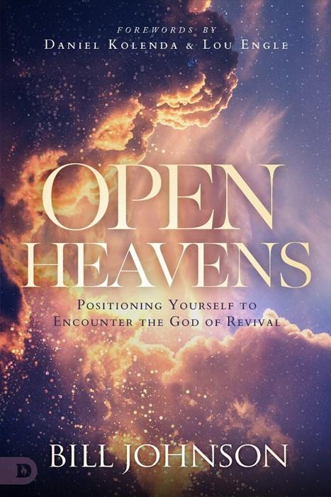 Open Heavens (Hard Cover)
