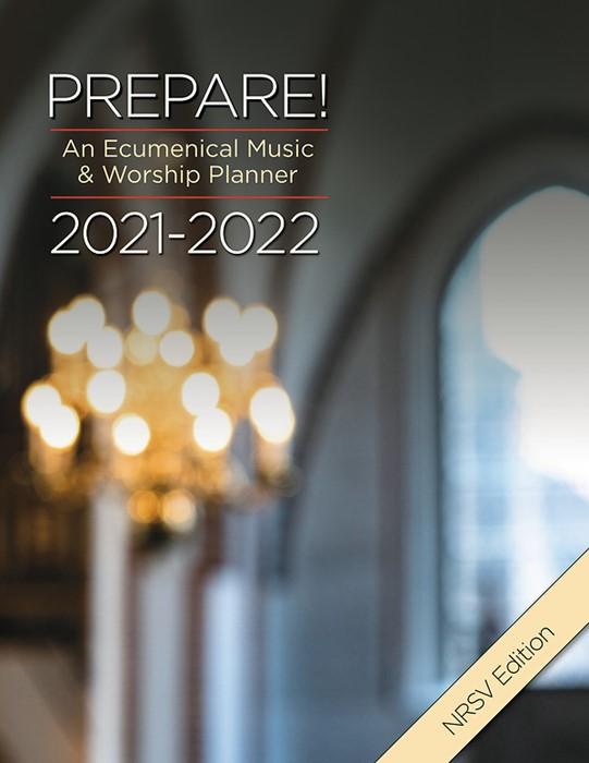 Prepare! 2021-2022 NRSV Edition (Spiral Bound)