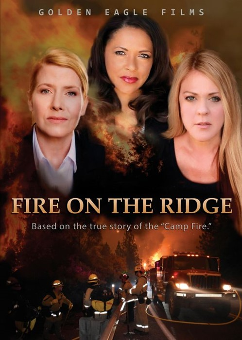 Fire On The Ridge DVD (DVD)
