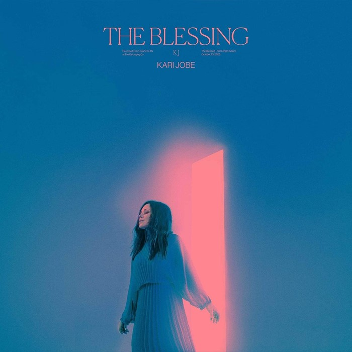 The Blessing (Live) LP Vinyl (Vinyl)