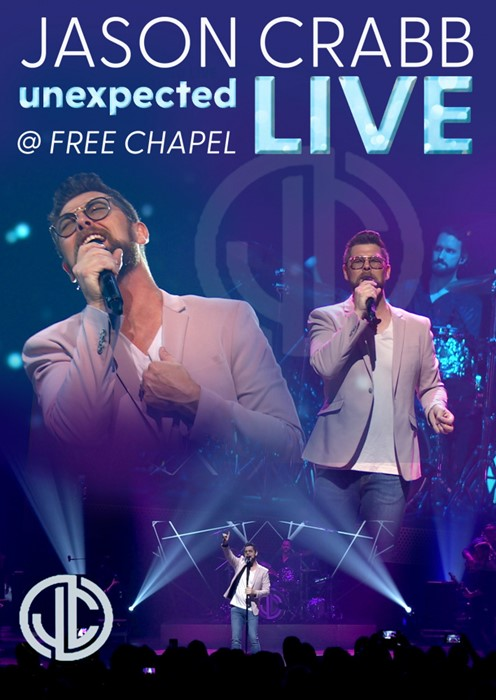 Unexpected: Live at Free Chapel DVD (DVD)