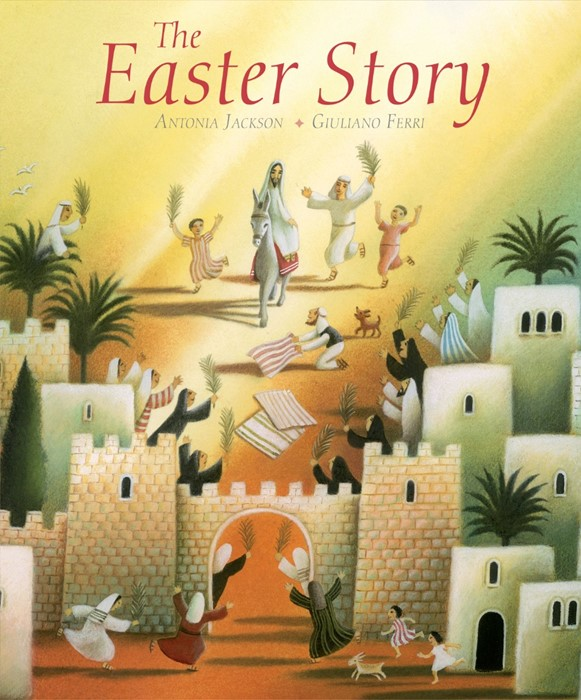 Easter Story,  The (Paperback)