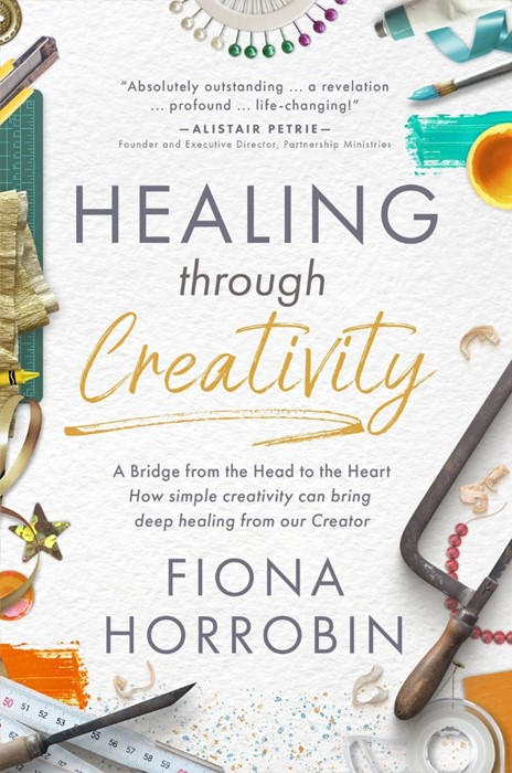 Healing through Creativity (Hard Cover)