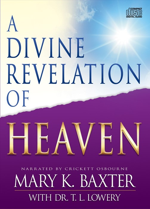 Divine Revelation of Heaven, A (CD-Audio)