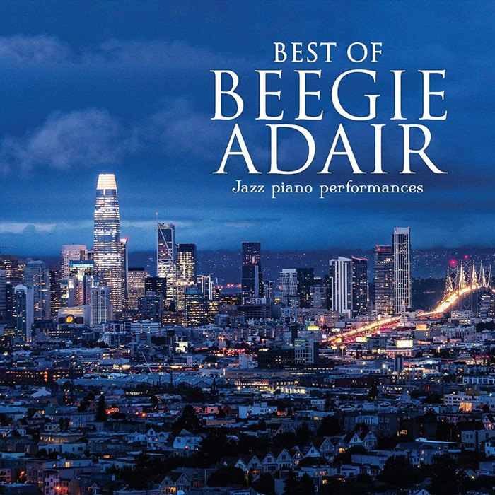 Best of Beegie Adair: Jazz Piano Performances CD (CD-Audio)