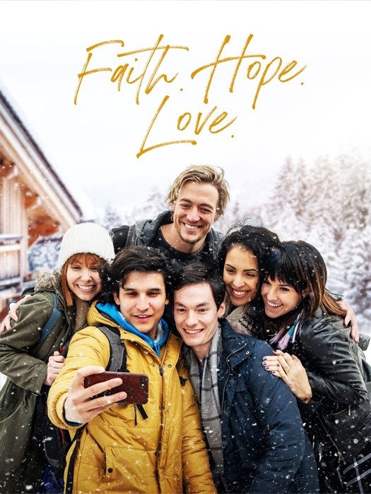 Faith. Hope. Love DVD (DVD)