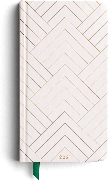 2021 Angles Premium Pocket Planner (Hard Cover)