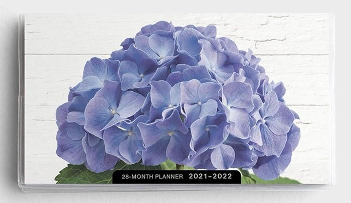 2021 28-Month Planner: Floral (Paperback)