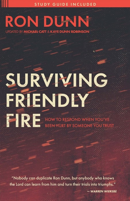 Surviving Friendly Fire (Paperback)