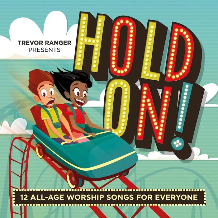 Trevor Ranger Presents Hold On! CD (CD-Audio)