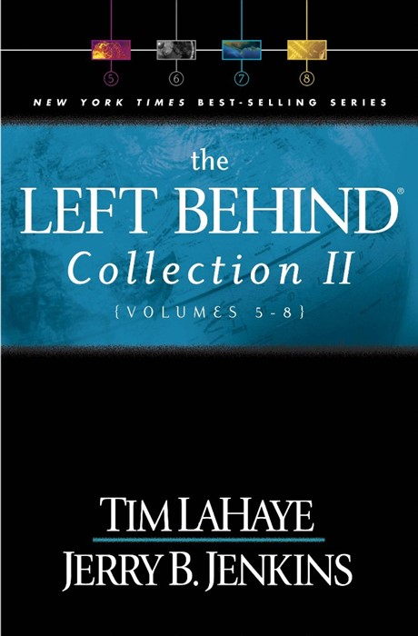 The Left Behind Collection Ii Boxed Set: Vol. 5-8 (Paperback)
