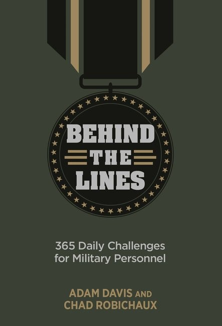 Behind the Lines (Imitation Leather)