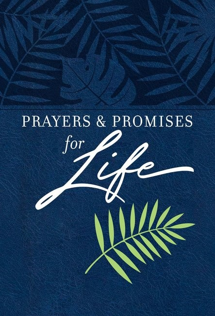 Prayers and Promises for Life (Imitation Leather)