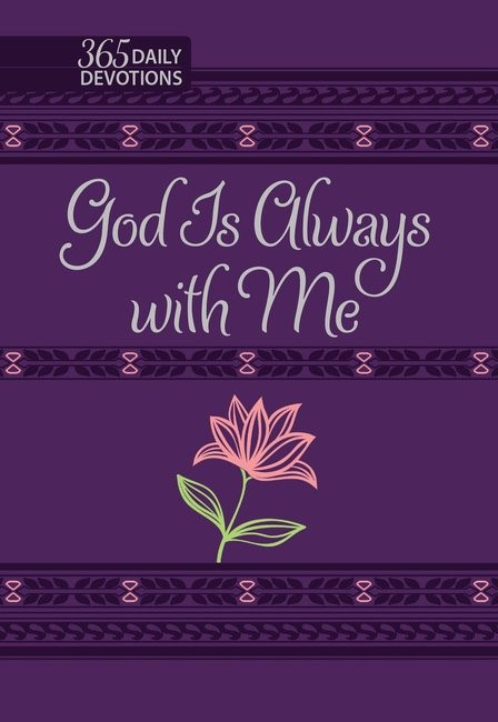 God is Always With Me (Imitation Leather)