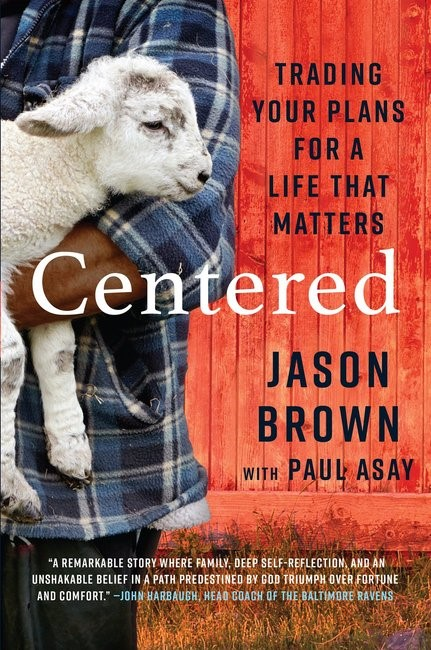 Centered (Hard Cover)