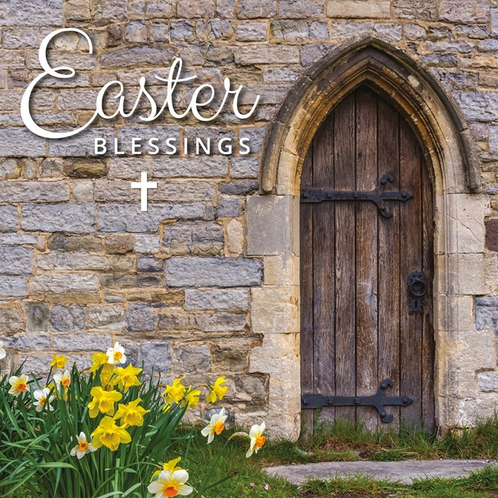 Compassion Charity Easter Cards: Church Door (Pack of 8) (Cards)