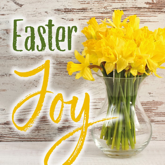 Compassion Charity Easter Cards: Daffodils/Joy (Pack of 8) (Cards)