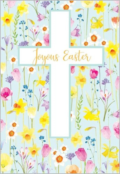 Easter Cards: Joyous Easter (Pack of 5) (Cards)