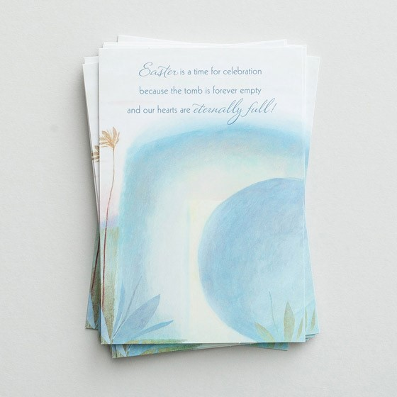 Easter Cards: Empty Tomb (Pack of 8) (Cards)