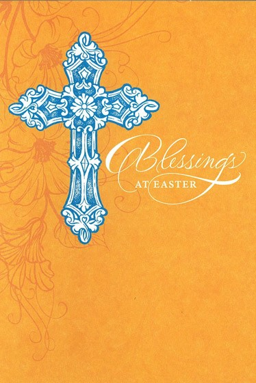 Easter Cards: Blessings At Easter (Pack of 6) (Cards)