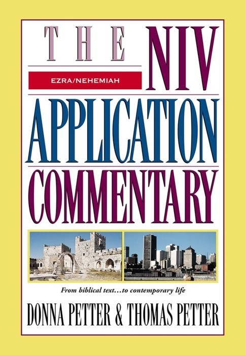 The NIV Application Commentary: Ezra/Nehemiah (Hard Cover)
