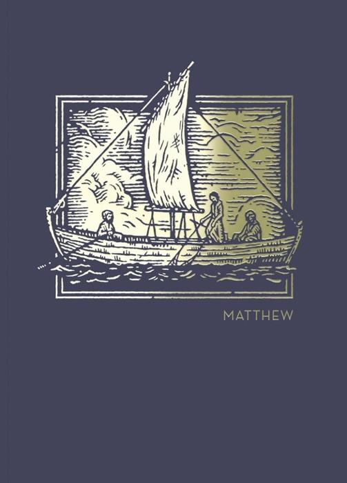 NET Abide Bible Journal: Matthew (Paperback)