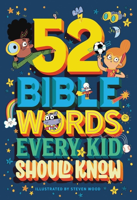 52 Bible Words Every Kid Should Know (Hard Cover)