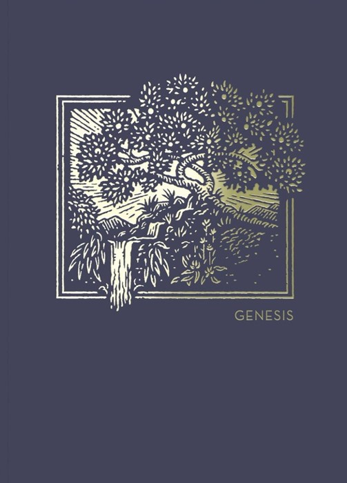 NET Abide Bible Journal: Genesis (Paperback)