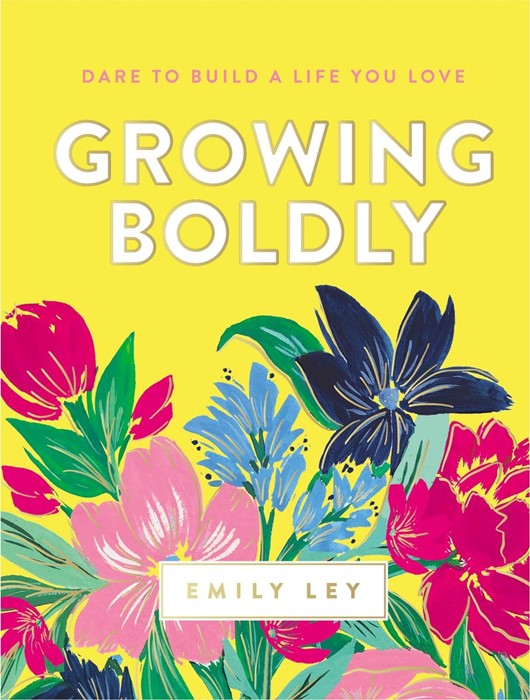 Growing Boldly (Hard Cover)